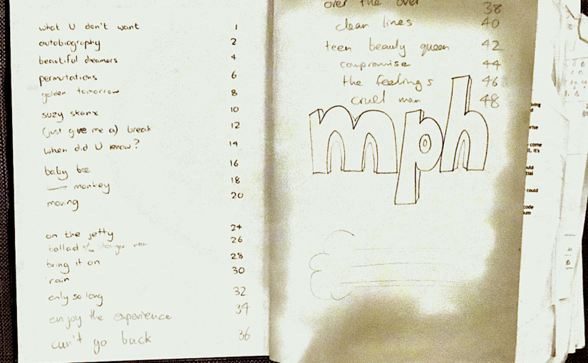 the mph songbook